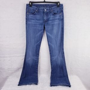 7 For All Mankind Flynt Women Jeans 31